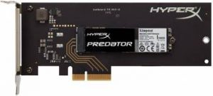 Накопитель SSD Kingston PCI-E x4 240Gb SHPM2280P2H/240G HyperX PCI-E AIC (add-in-card)