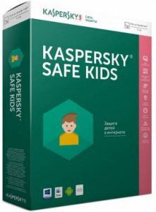 ПО Kaspersky Safe Kids Russian Ed. 1-User 1 year Base Box (KL1962RBAFS)